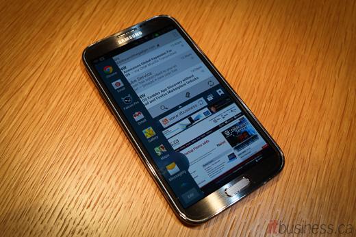 1-Galaxy Note II