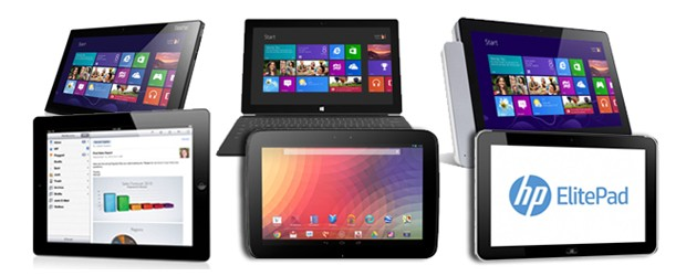 What is the best tablet for business use 2013
