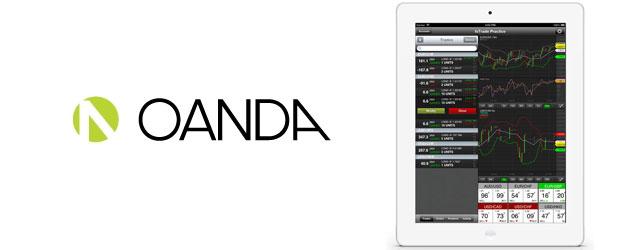 Oanda forex mobile