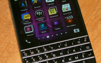 10 key features on the BlackBerry Q10   IT Business Slideshow
