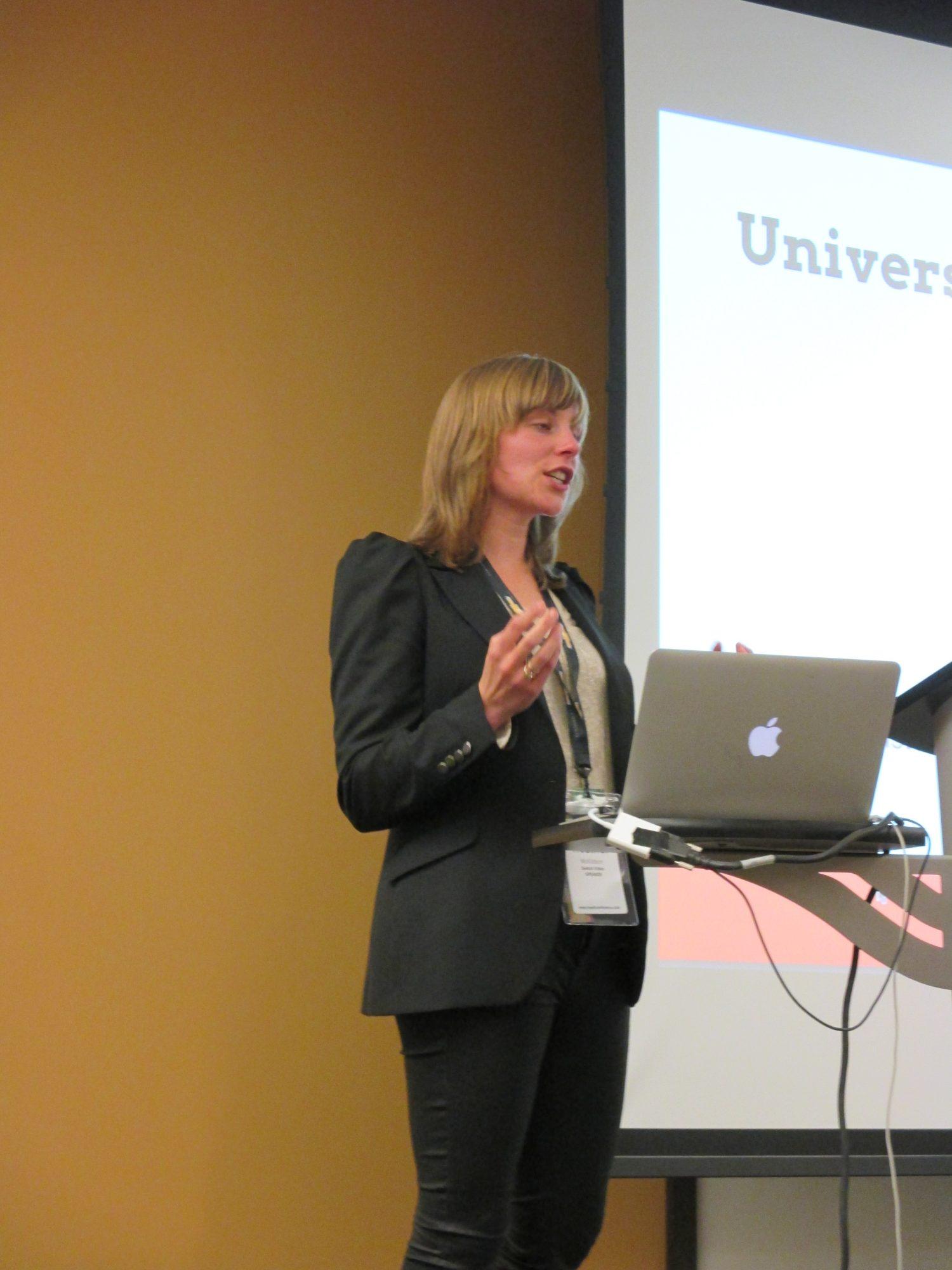 Heather McKibbon of Switch Video