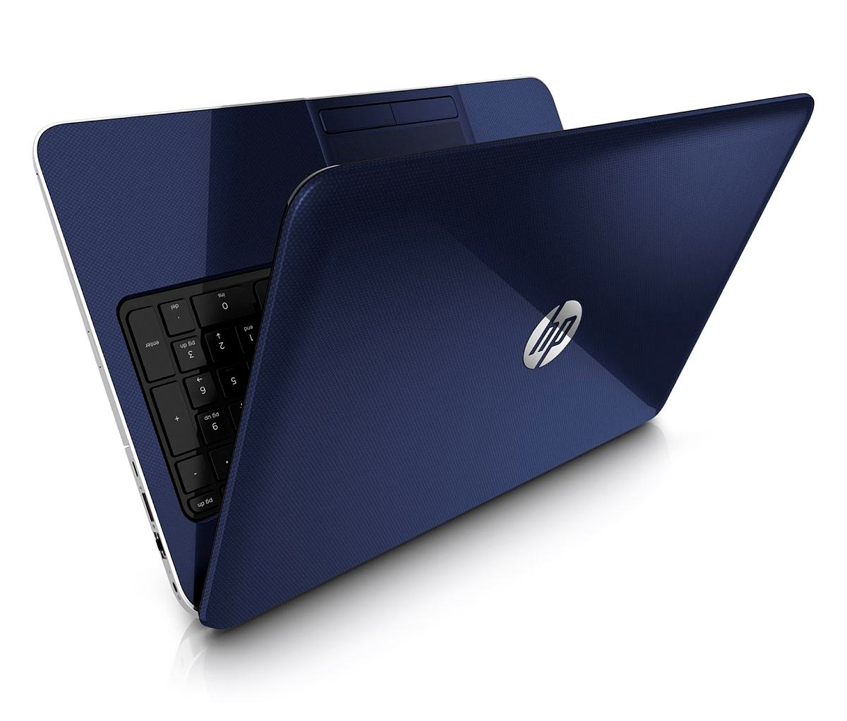 HP Pavilion 15 - Back