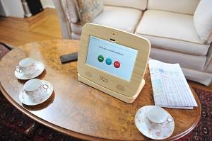 (Image: Claris Healthcare. Claris Companion tablet for seniors).