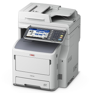 (Image: OKI Data Americas - MB760 printer)