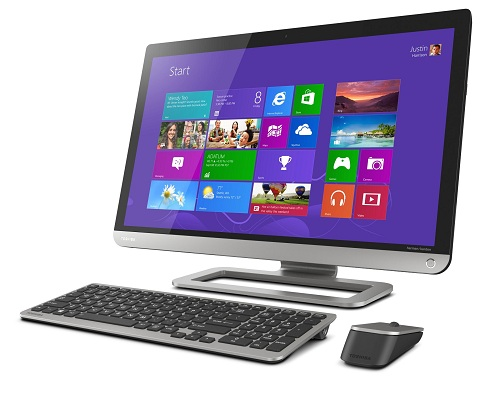 All-in-one PX30t desktop
