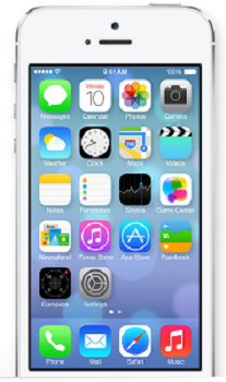 (Image: Apple - iOS7)