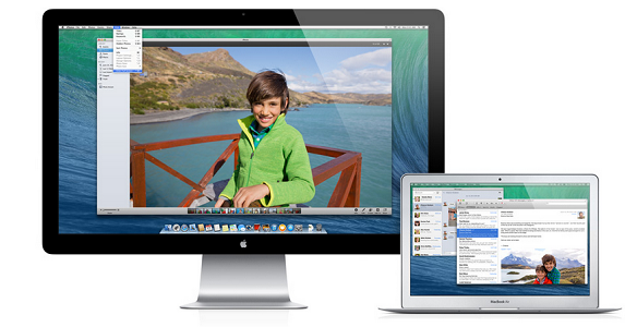(Image: Apple - OS X - Mavericks)