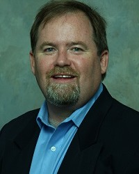 (Image: iDirect. Rob Kilroy, vice president of Americas, iDirect).