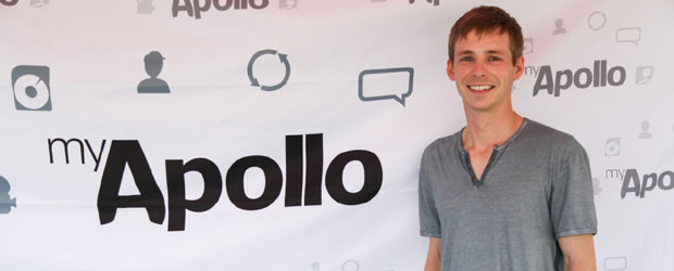 myApollo CEO and President Harvey Medcalf says he's taking on Facebook.