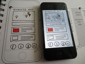 Hardware or product design projects on Kickstarter must feature a prototype, like this one from Appseed.