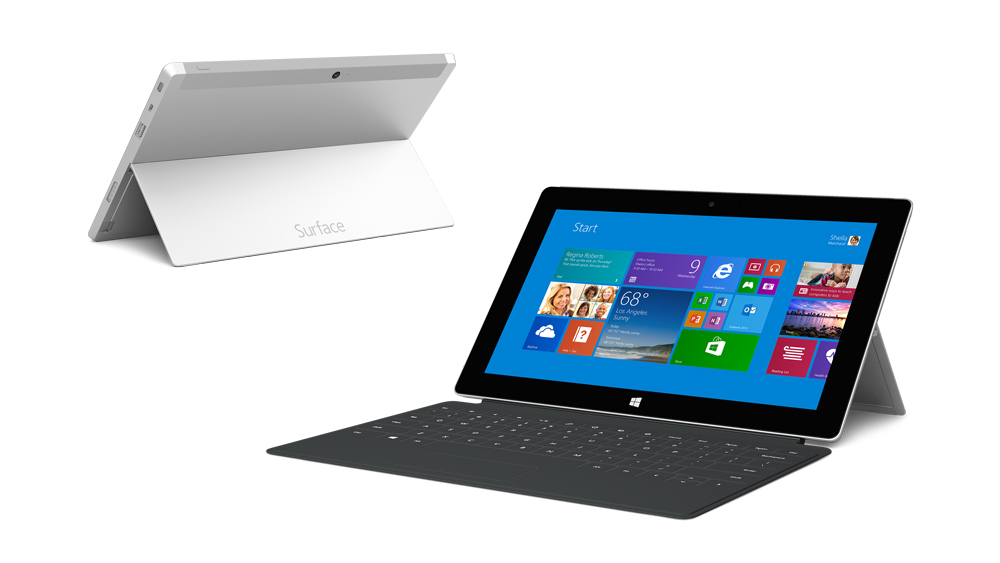 microsoft surface pro 2 and surface 2 revealed with new. Black Bedroom Furniture Sets. Home Design Ideas