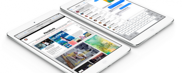 iPad mini Retina Display double
