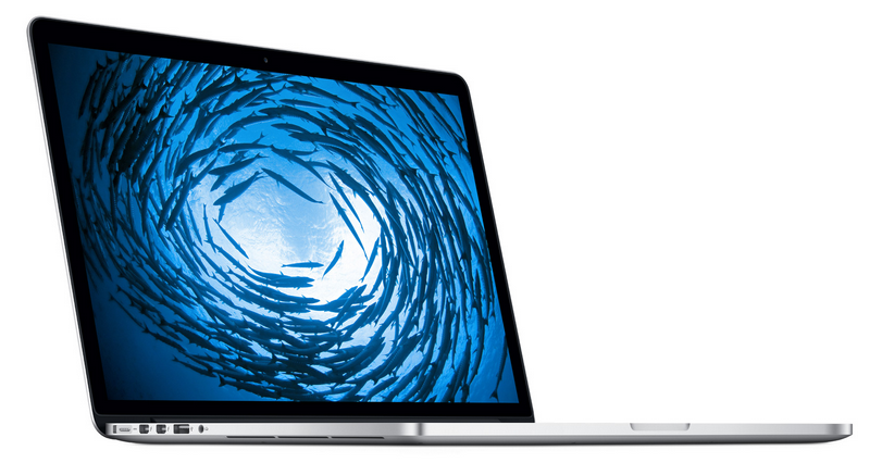 MacBook Pro Retina Display 15 inch October 2013