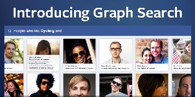 (Image: Facebook). Facebook Graph Search.