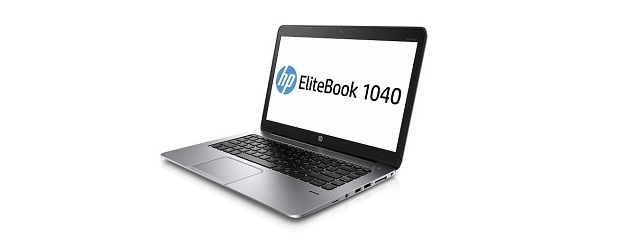 (Image: HP). The HP EliteBook Folio 1040 G1.
