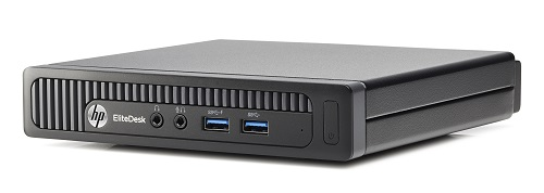 (Image: HP). The HP EliteDesk 800 G1.