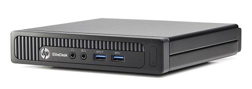 (Image: HP). The HP EliteDesk 800 G1.