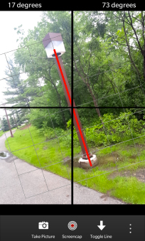 Determining angles is key in tracking rehab treatment.