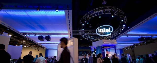 (Image courtesy of Shutterstock.com). Intel at CES 2009.