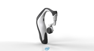 (Image: Intel). Intel's Jarvis headset.