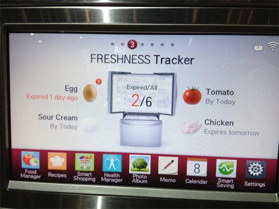 LG-Freshness-Tracker