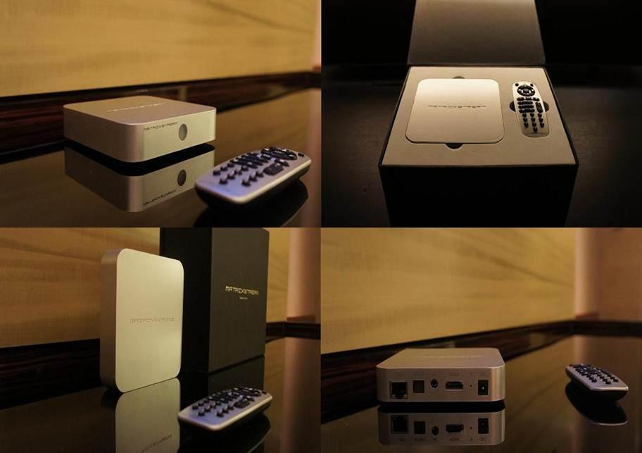 MatrixStream-settopbox