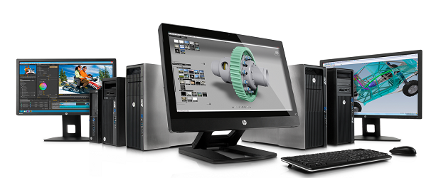 HP reveals version 2 0 of the Z workstation | IT Business