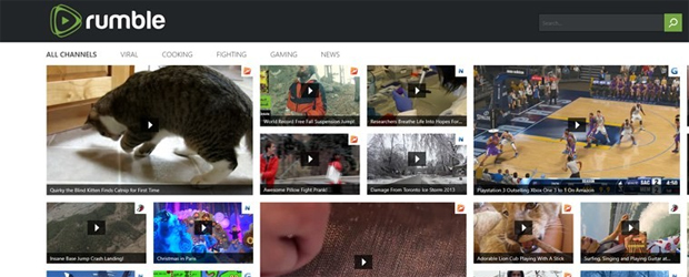 Rumble takes on Youtube in battle to win over online video creators | IT Business