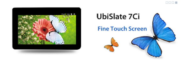 The UbiSlate 7Ci.