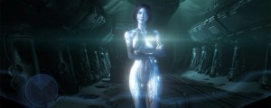 Microsoft, Cortana, Halo