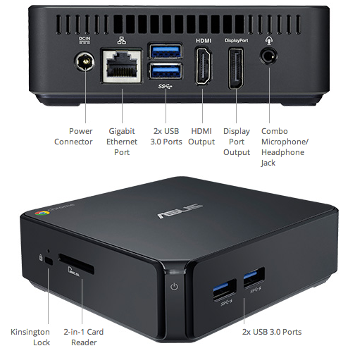 Google Chromebox For Meetings Products Coming From Asus