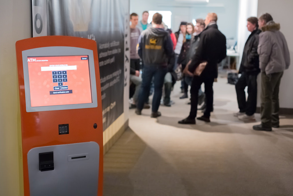 Toronto's Bitcoin Decentral brought the first bitcoin ATM to the city.