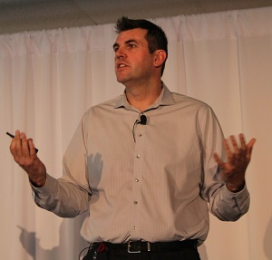 Dell's Andy Rhodes
