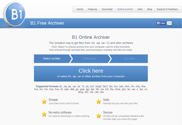 B1 online