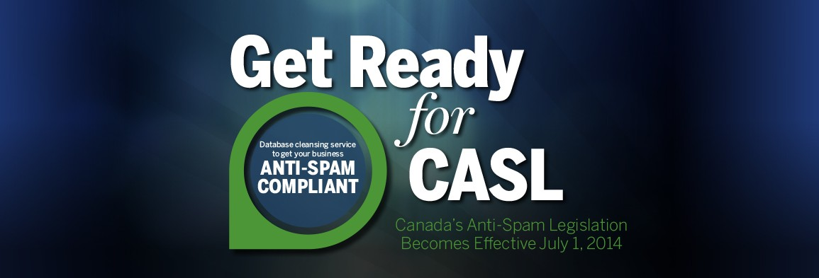 Does your business comply with Canada's new anti-spam legislation? You have until July 1 to get there. Let IT World Canada help.