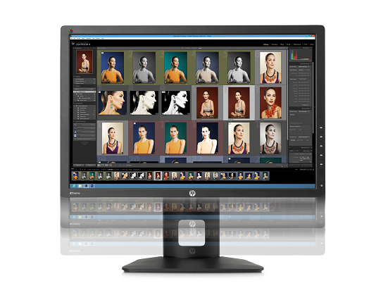 The HP DreamColor Z24x. (Image: HP).