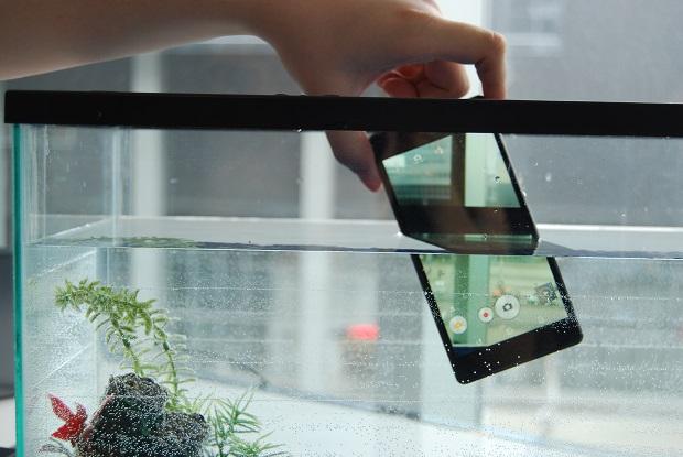 Sony Z2 - underwater