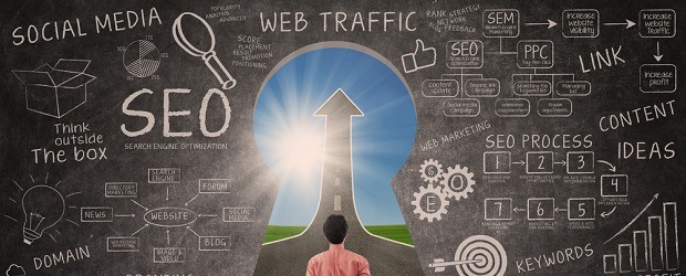 SEO and web traffic