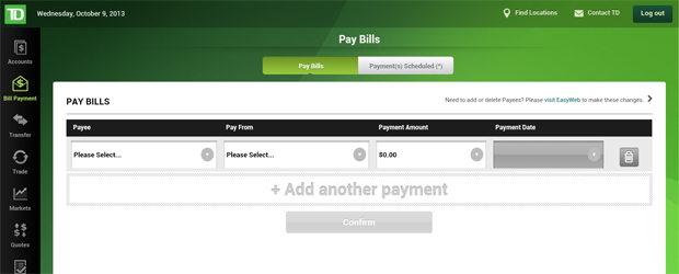 TD Bank offers mobile payments with Rogers, Bell, Telus | IT Business