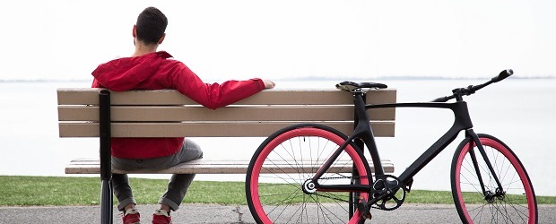 Vanhawks' Valour bike. (Image: Vanhawks).