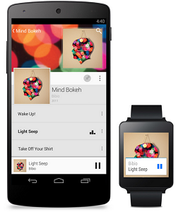 Android Wear. (Image: Google)