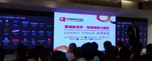 Shane Owenby the Managing Director of Amazon Web Services APAC at COMPUTEX TAIWAN