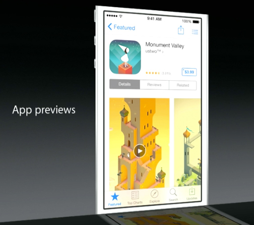 iOS8-AppPreviews
