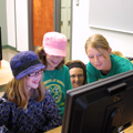 Designing with Computers Summer Camp for Girls - University of Alberta, Edmonton