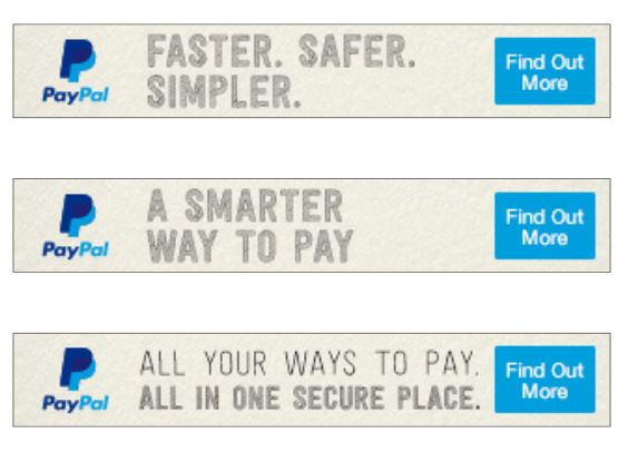 PayPal-ads