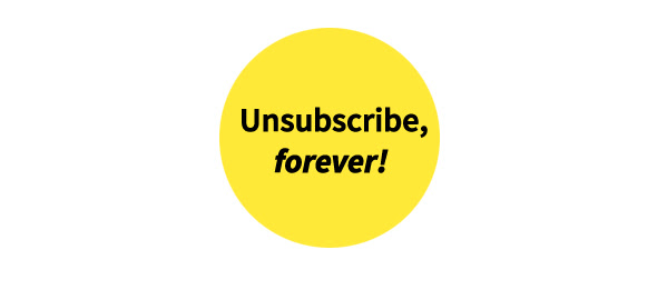 Unsubscribe-forever
