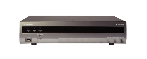The Panasonic WJ-NV300. (Image: Panasonic Canada Inc.)