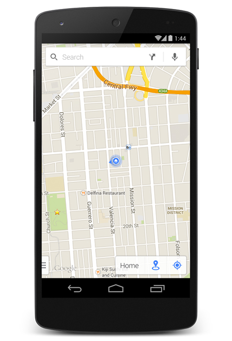 Google-Maps-explore-home
