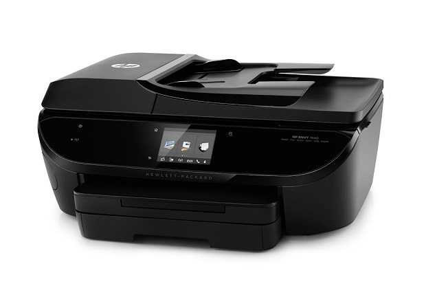 The HP Envy 7640. (Image: HP).