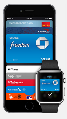 Apple Pay. (Image: Apple).